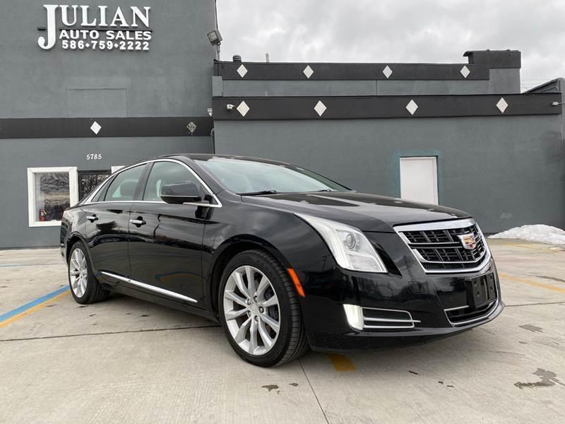 2016 Cadillac XTS for sale at Julian Auto Sales, Inc. in Warren MI