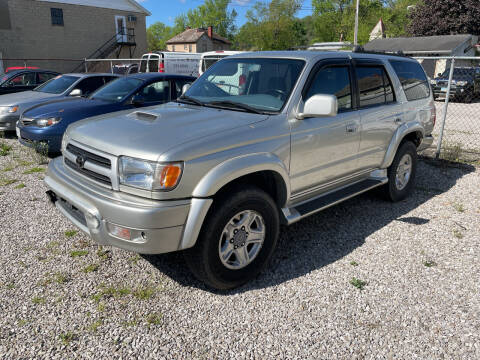 2000 Toyota 4Runner for sale at PUTNAM AUTO SALES INC in Marietta OH