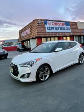 2015 Hyundai Veloster for sale at CARSTER in Huntington Beach CA