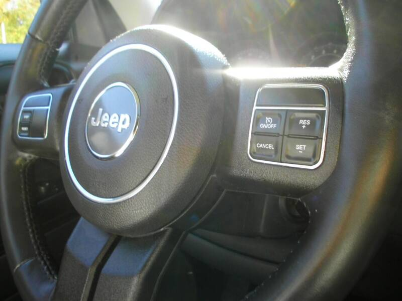 2015 Jeep Patriot 4x4 Latitude 4dr SUV - Perry OH