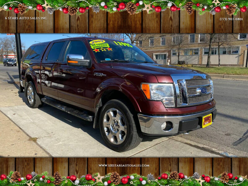 2009 Ford F-150 for sale at 6 STARS AUTO SALES INC in Chicago IL
