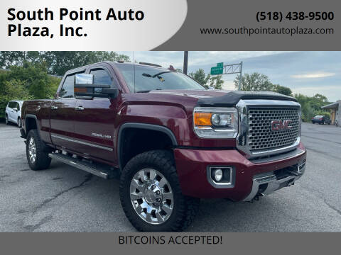 2016 GMC Sierra 2500HD for sale at South Point Auto Plaza, Inc. in Albany NY