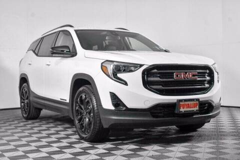 2021 GMC Terrain for sale at Washington Auto Credit in Puyallup WA