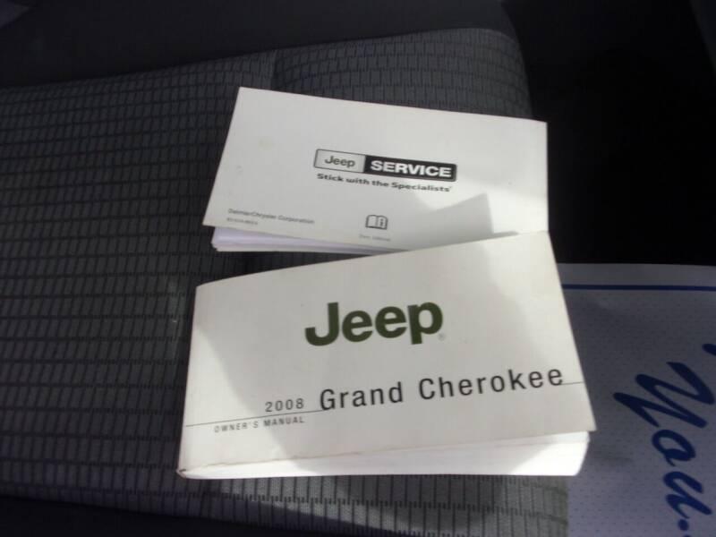 2008 Jeep Grand Cherokee 4x4 Laredo 4dr SUV - Lanham MD