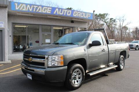 2011 Chevrolet Silverado 1500 for sale at Vantage Auto Group in Brick NJ