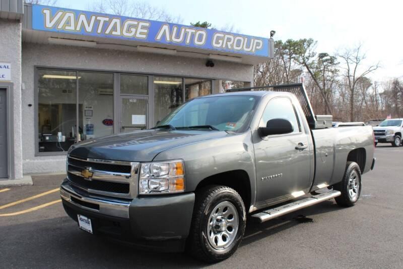 2011 Chevrolet Silverado 1500 for sale at Vantage Auto Group in Brick NJ
