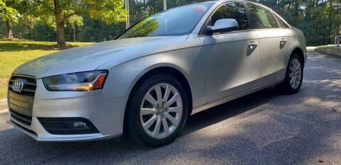 2014 Audi A4 for sale at Chris Motors in Decatur GA