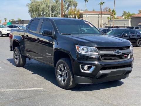 2018 Chevrolet Colorado for sale at Brown & Brown Wholesale in Mesa AZ