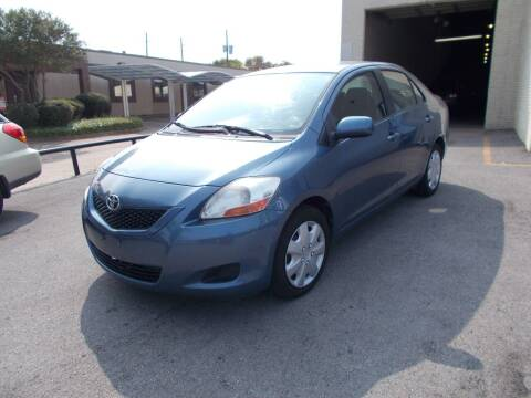 2010 Toyota Yaris for sale at ACH AutoHaus in Dallas TX