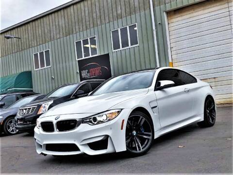 2015 BMW M4 for sale at Haus of Imports in Lemont IL