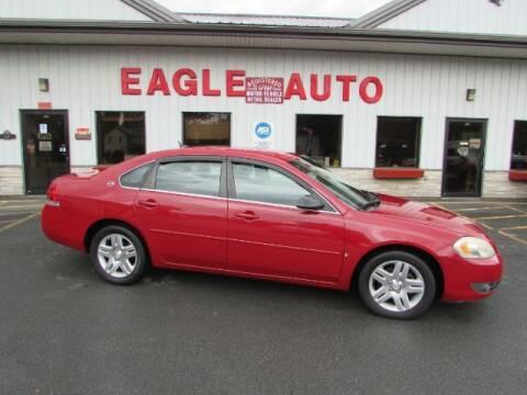 2008 Chevrolet Impala for sale at Eagle Auto Center in Seneca Falls NY