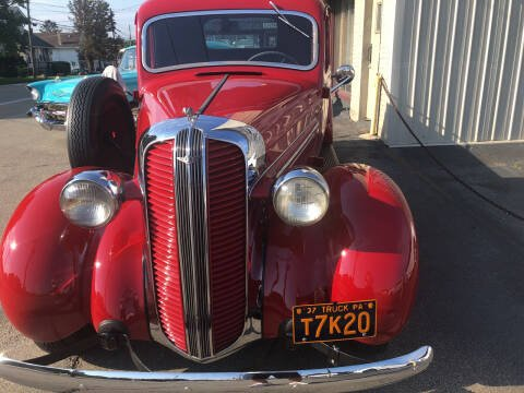 1937 Dodge RAM 350 for sale at Berwyn S Detweiler Sales & Service in Uniontown PA
