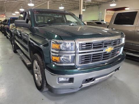 2014 Chevrolet Silverado 1500 for sale at AW Auto & Truck Wholesalers  Inc. in Hasbrouck Heights NJ