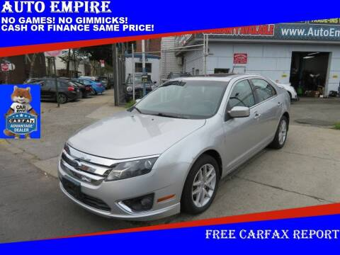 2010 Ford Fusion for sale at Auto Empire in Brooklyn NY