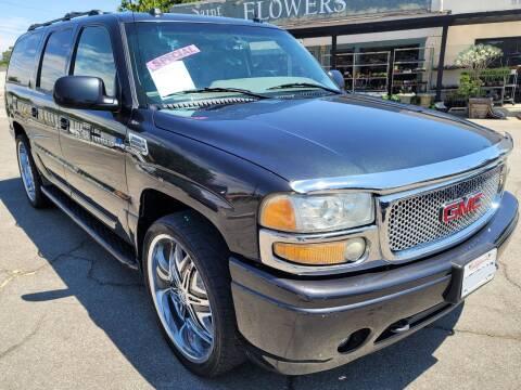 2004 GMC Yukon XL for sale at ZOOM CARS LLC in Sylmar CA