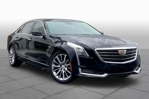 2016 Cadillac CT6 for sale at CU Carfinders in Norcross GA