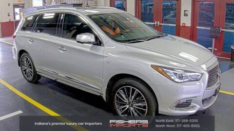 2018 Infiniti QX60 for sale at Fishers Imports in Fishers IN