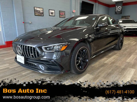 2020 Mercedes-Benz AMG GT for sale at Bos Auto Inc in Quincy MA