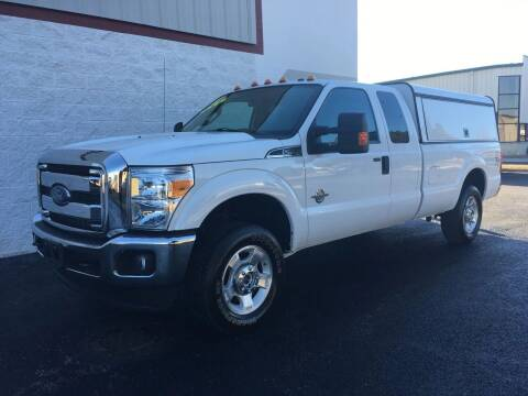 2016 Ford F-250 Super Duty for sale at Ryan Motors in Frankfort IL