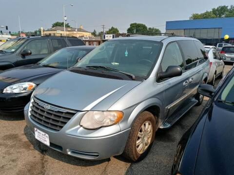 2005 Chrysler Town and Country for sale at Tower Motors in Brainerd MN