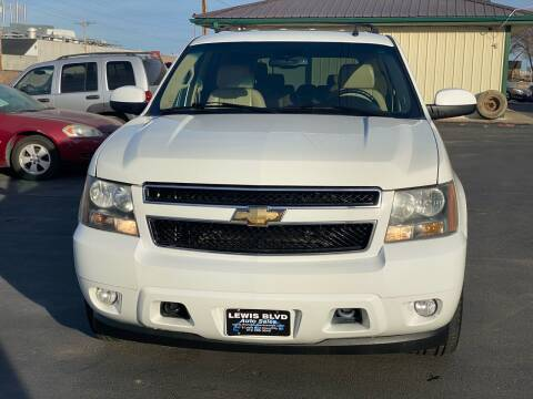 2007 Chevrolet Tahoe for sale at Lewis Blvd Auto Sales in Sioux City IA