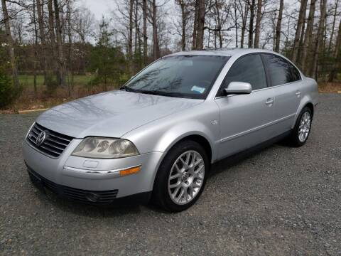 2004 Volkswagen Passat for sale at Top Gear Motors in Winchester VA