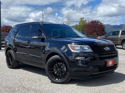 2018 Ford Explorer for sale at The Other Guys Auto Sales in Island City OR