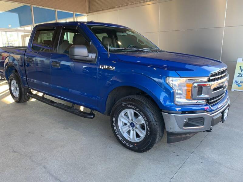 2018 Ford F-150 for sale at Ford Trucks in Ellisville MO