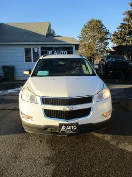 2011 Chevrolet Traverse for sale at JR Auto in Brookings SD