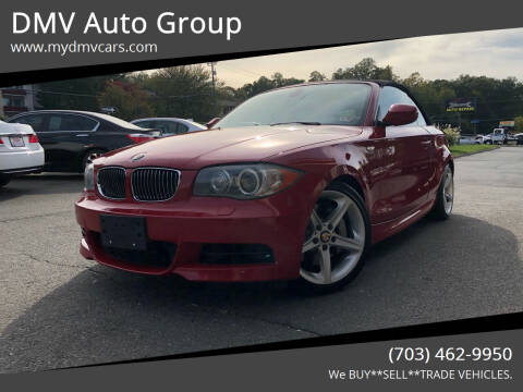 2011 BMW 1 Series for sale at DMV Auto Group in Falls Church VA