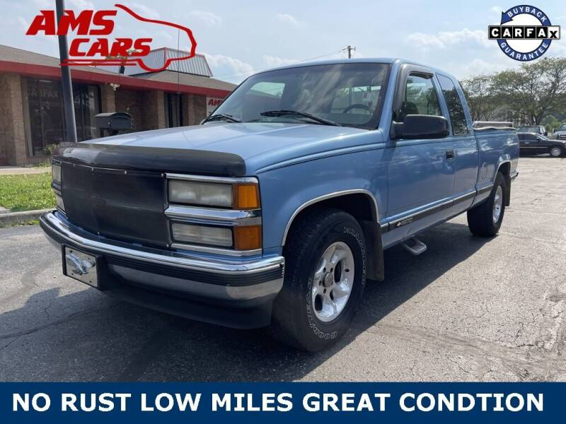 1996 Chevrolet C/K 1500 Series for sale in Indianapolis, IN