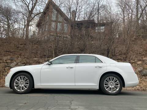 2014 Chrysler 300 for sale at You Win Auto in Metro MN
