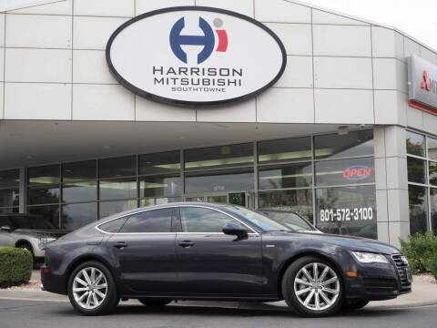 2014 Audi A7 for sale at Harrison Imports in Sandy UT