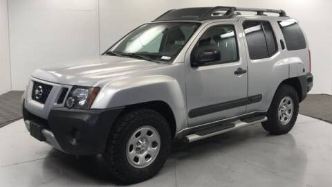 2011 Nissan Xterra for sale at Stephen Wade Pre-Owned Supercenter in Saint George UT