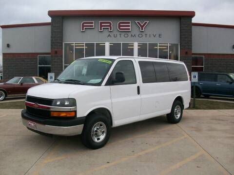 2008 Chevrolet Express Passenger for sale at Frey Automotive in Muskego WI
