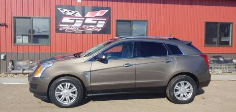 2014 Cadillac SRX for sale at SS Auto Sales in Brookings SD