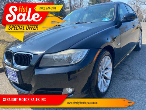 2011 BMW 3 Series for sale at STRAIGHT MOTOR SALES INC in Paterson NJ