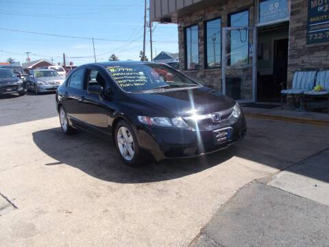 2010 Honda Civic for sale at Preferred Motor Cars of New Jersey in Keyport NJ