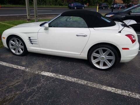 2005 Chrysler Crossfire for sale at Motor City Automotive of Michigan in Flat Rock MI