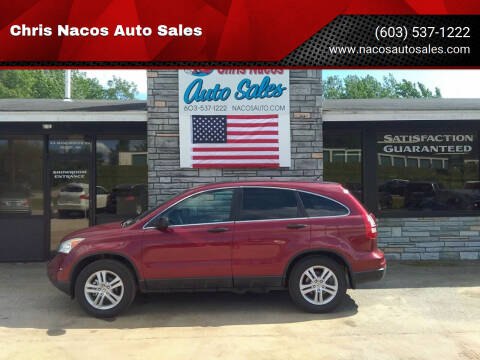2011 Honda CR-V for sale at Chris Nacos Auto Sales in Derry NH