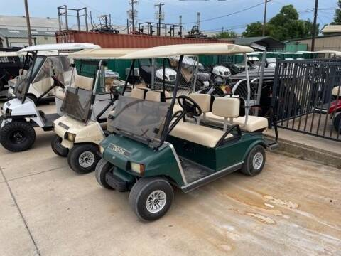 2002 Club Car 4 Passenger Electric for sale at METRO GOLF CARS INC in Fort Worth TX