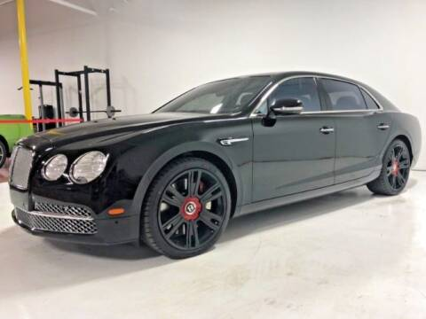 2014 Bentley Flying Spur for sale at Classic Car Deals in Cadillac MI