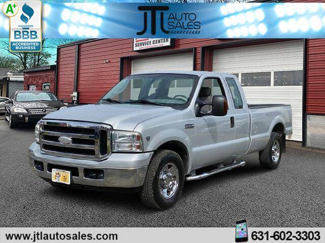 2006 Ford F-250 Super Duty for sale at JTL Auto Inc in Selden NY