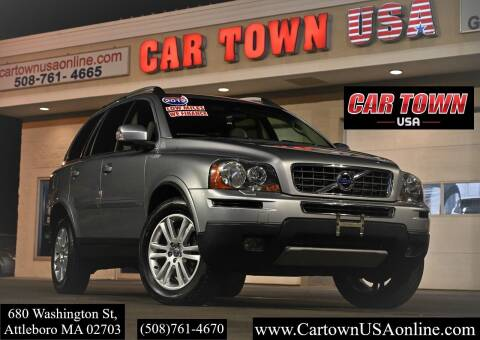 2012 Volvo XC90 for sale at Car Town USA in Attleboro MA