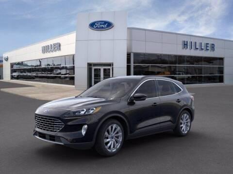 2021 Ford Escape Hybrid for sale at HILLER FORD INC in Franklin WI