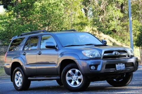 2007 Toyota 4Runner for sale at VSTAR in Walnut Creek CA