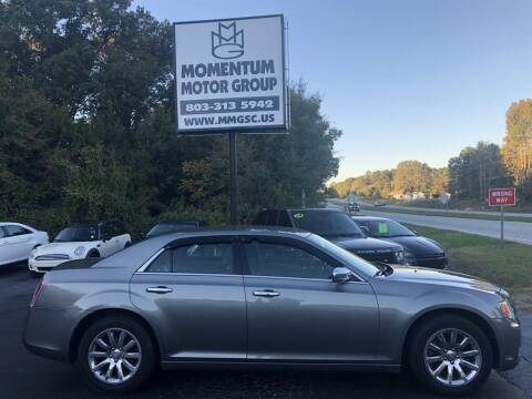2011 Chrysler 300 for sale at Momentum Motor Group in Lancaster SC