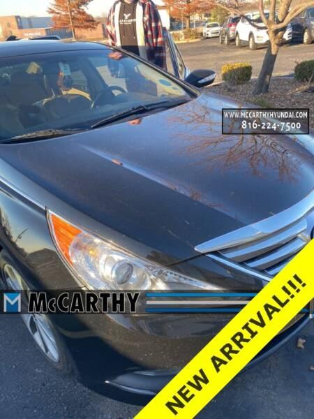 2014 Hyundai Sonata for sale at Mr. KC Cars - McCarthy Hyundai in Blue Springs MO