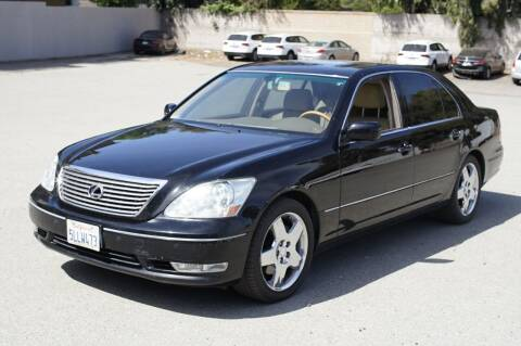 2005 Lexus LS 430 for sale at Sports Plus Motor Group LLC in Sunnyvale CA