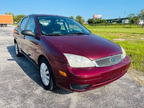 2007 Ford Focus for sale at AUTO PLUG in Jacksonville FL
